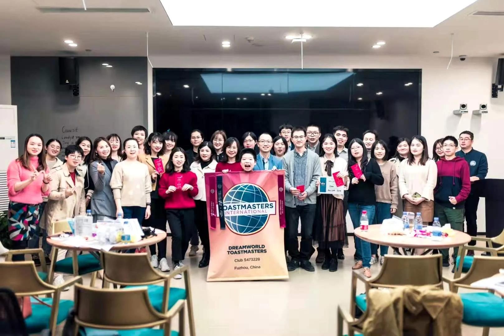 独家专访南中国89大区国际演讲会W中区总监张雨飞先生