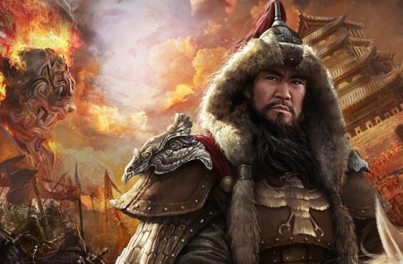 成吉思汗死后,元朝皇宫中发生诡异事件,原来都是皇后惹的祸