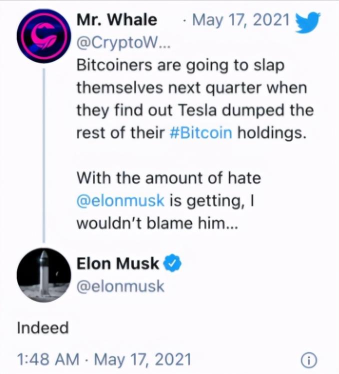 马斯克用推特就能操纵加密市场