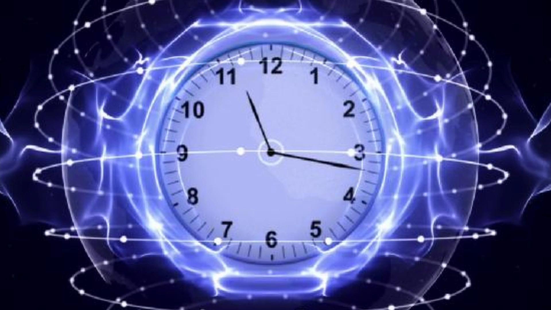 時間其實不存在,只是人類的錯覺,時間感知實驗告訴你答案