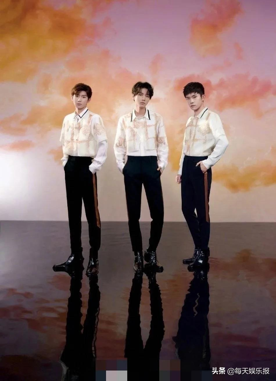 tfboys将合体录制北京卫视春晚舞台,演唱歌曲让人很是期待