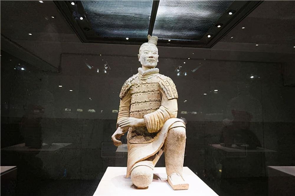 秦始皇陵发现一张神秘的脸,仅现世5分钟,幸好手快留下一张照片