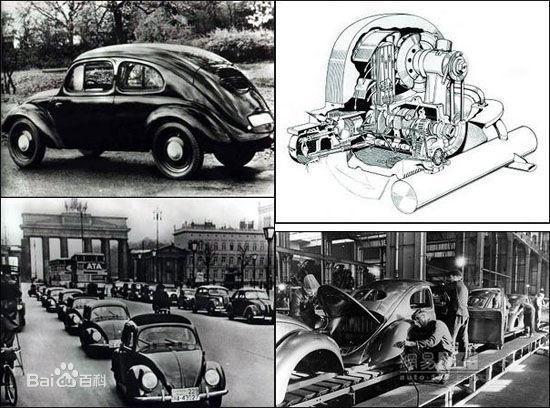 纯电动汽车鼻祖:保时捷