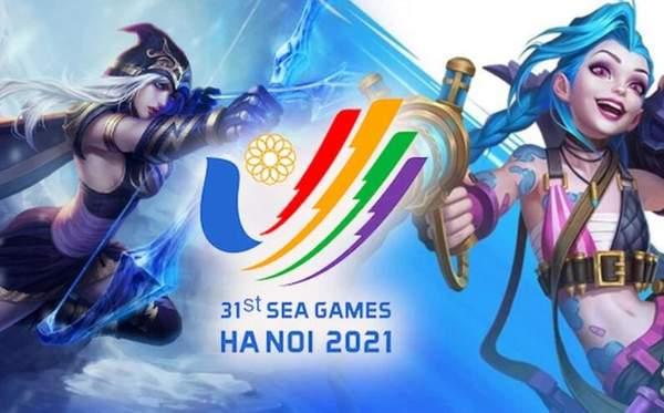 2021东南亚运动会电竞项目赛事名单公布 LOL手游在列