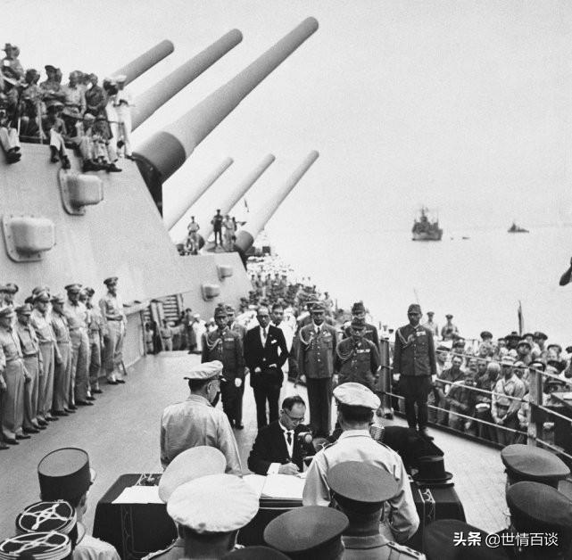 关于日本投降的五个问题,若没看下文你知道答案吗?