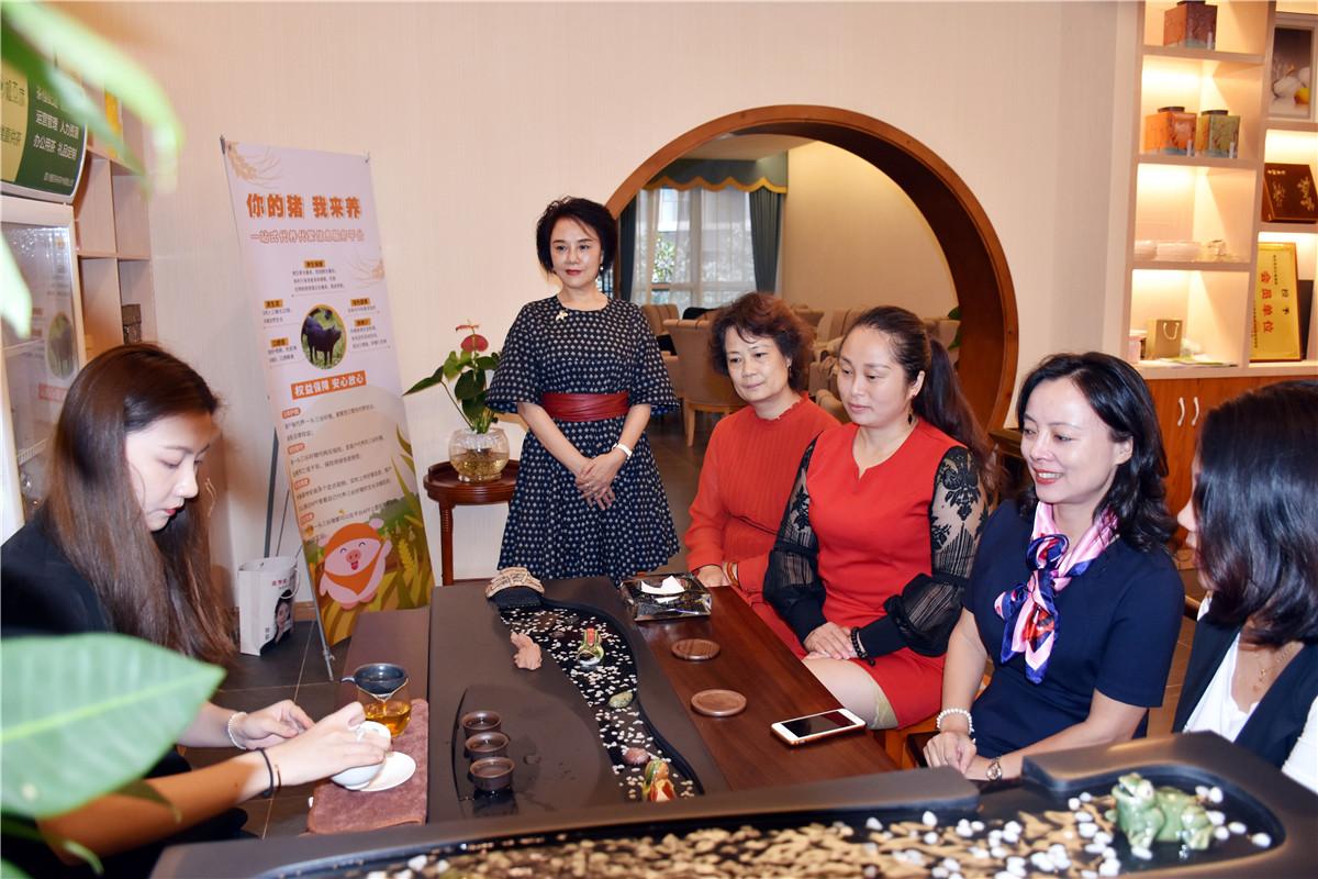 文汇里茶府:传承和弘扬中国茶文化