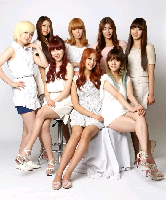 AOA忙内变样了?澯美令人眩晕的身材让韩国网友感叹,还要减肥吗