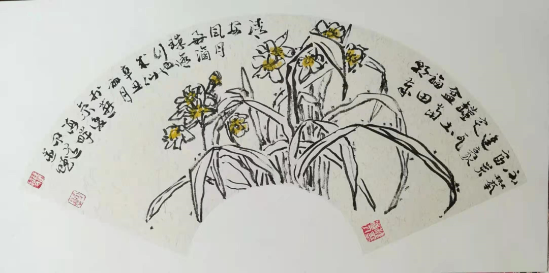 燕京好雨润初心――徐锁荣的画与诗