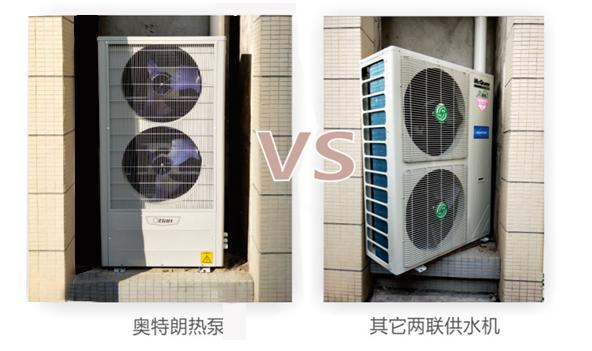 奥特朗水机空调,引领水系统空调地暖两联供节能新标杆