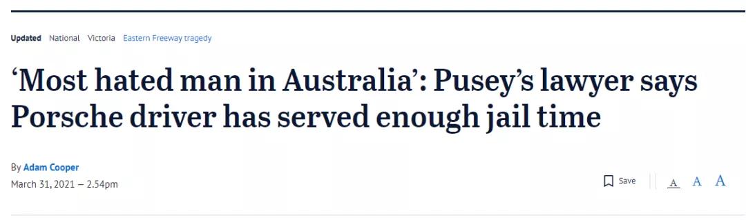 全澳洲最令人讨厌的人!继冲动害死四名警察后又干这事了