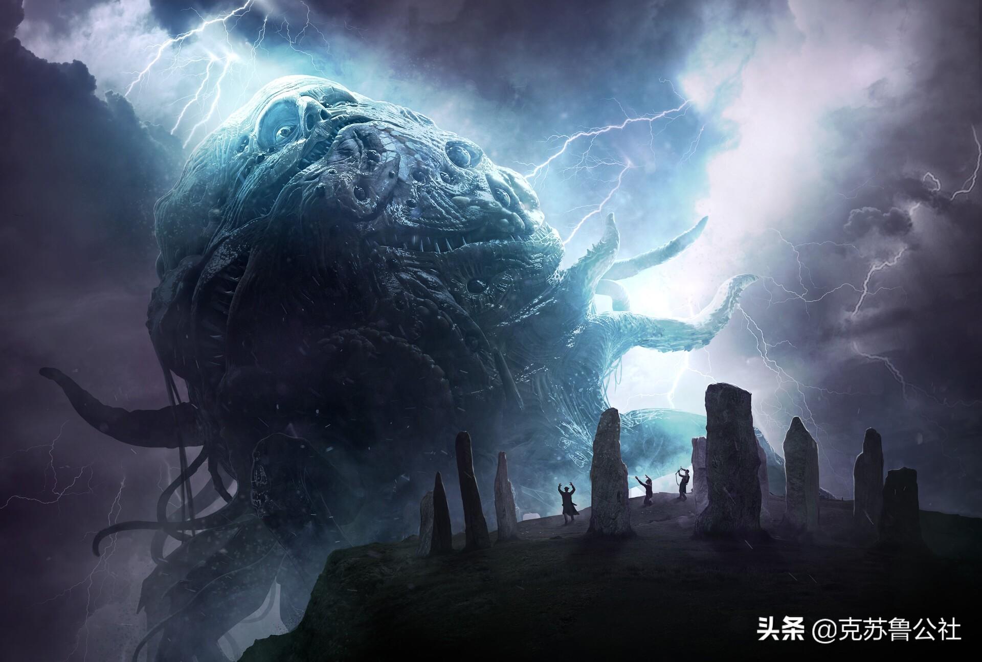"""克苏鲁世界导游:""""半神之殇""""敦威治"""