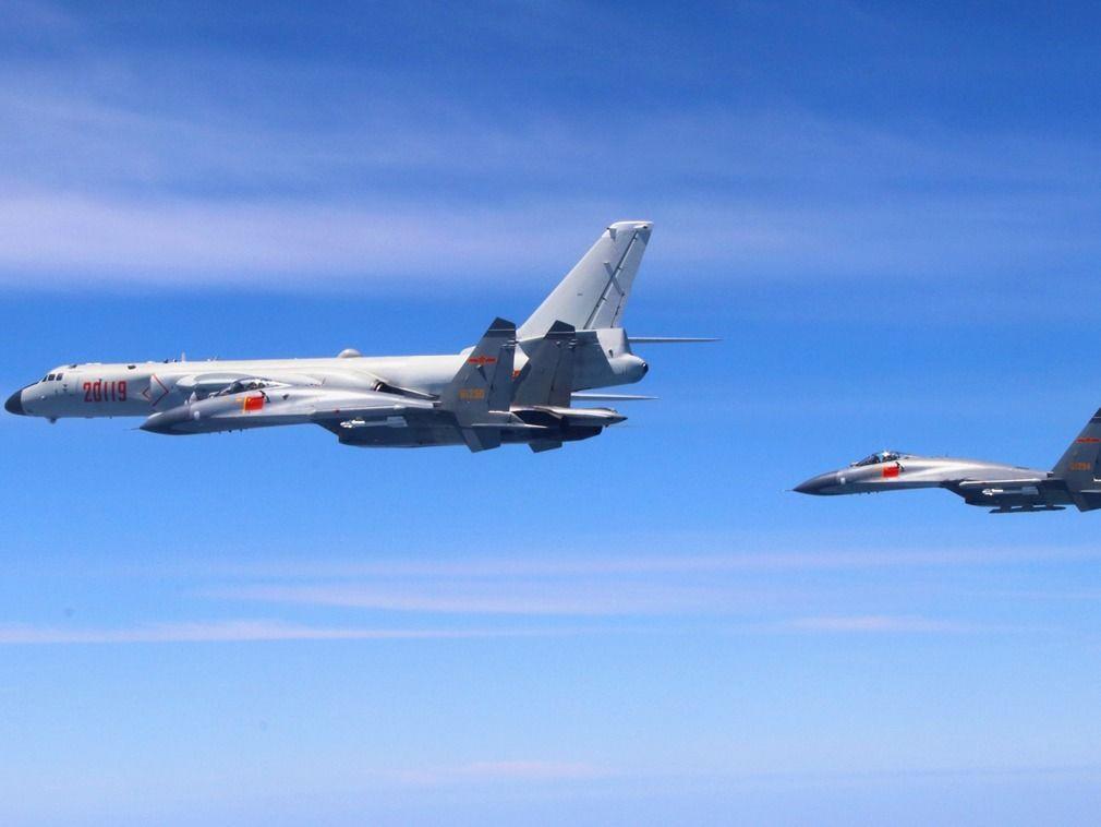 一旦两岸开始交手,打破穿透台湾空域其实用不
