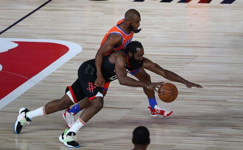 「NBA」赛事前瞻:雷霆 vs 火箭 08-21 03:30