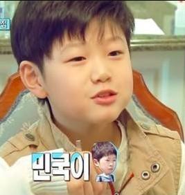 《爸爸去哪儿》李钟赫帅儿长大了 181cm卓秀参赛选秀