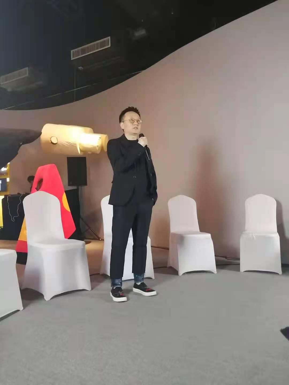 《不一定》区块链数字艺术中坚力量展在京开幕