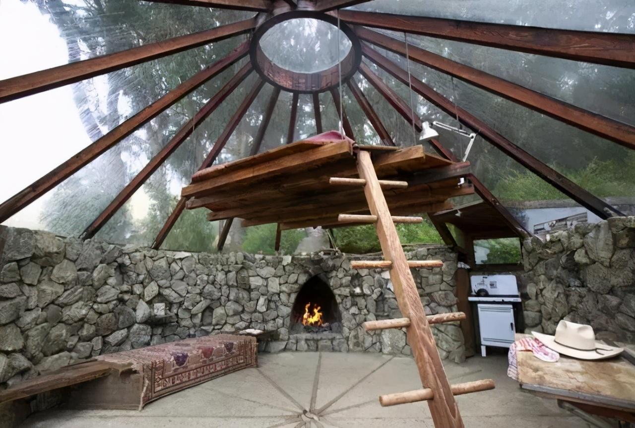 露营地小木屋规划设计