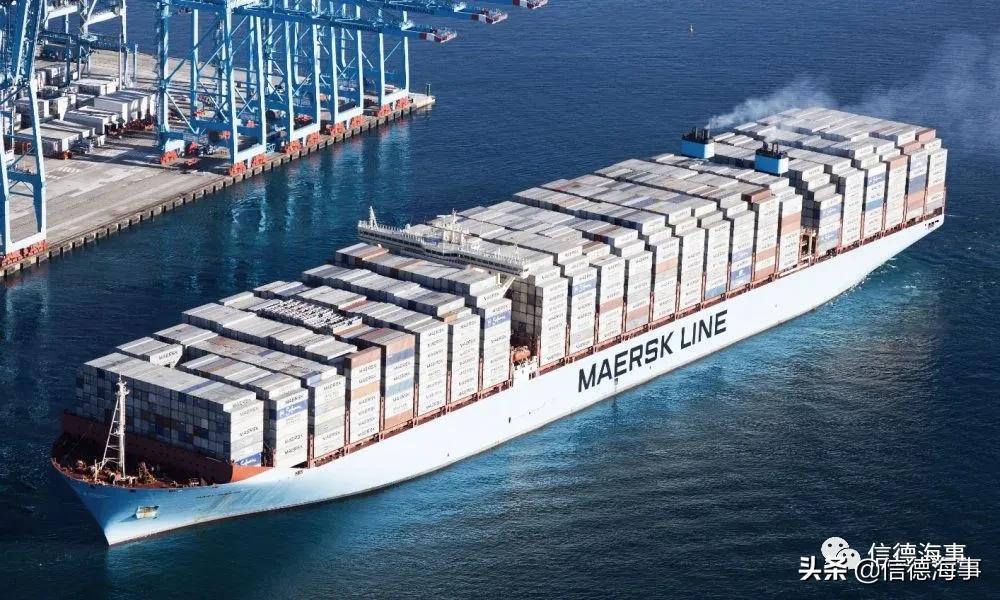 集装箱船准班率创历史新低!马士基表示,他将尽最大努力克服这个问题