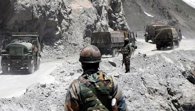 10月1日中印邊境軍情報告!印軍承認加勒萬衝突失敗,火線換將