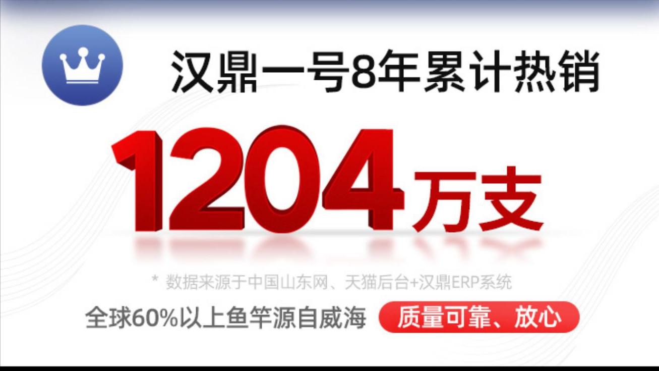 中国网销钓鱼竿的发家史,一夜暴富的机会还会有吗?