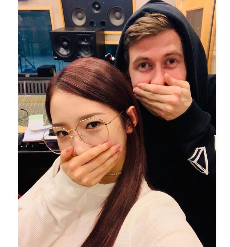 清晨赴韩国拍MV?山支大哥孟美岐要出新歌了?