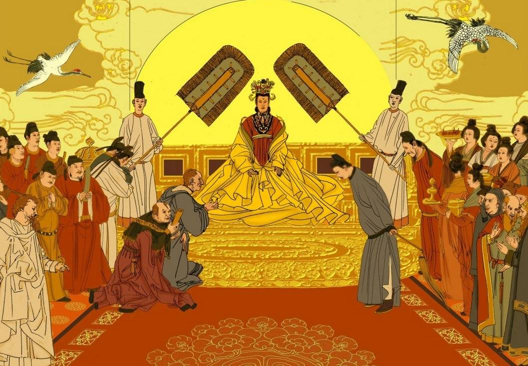 中国历史上第一位女皇帝竟然是一个女婴?她就是北魏殇帝元姑娘