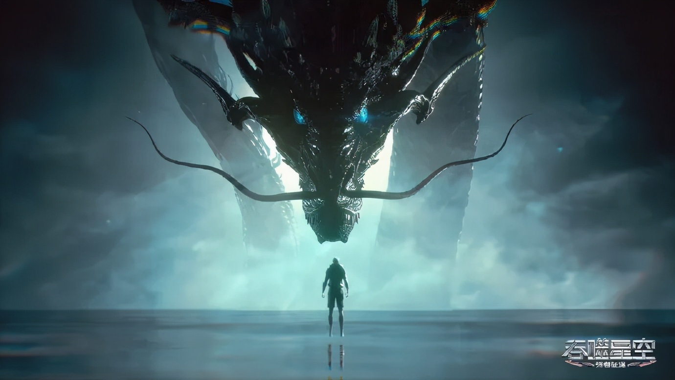 """《吞噬星空》超10亿点播""""逆势""""收官,罗峰与8%科幻国漫共同征途"""