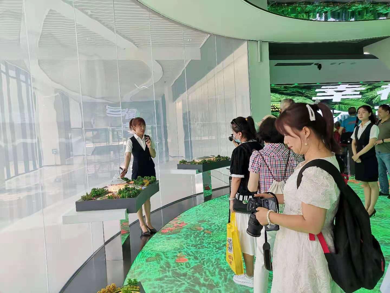 """西安幸福林带将正式开放 千年古都又多一个""""城市森林天然氧吧"""""""