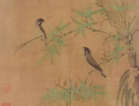 隐喻和象征:宋代工笔花鸟画的艺术特色和文化内涵