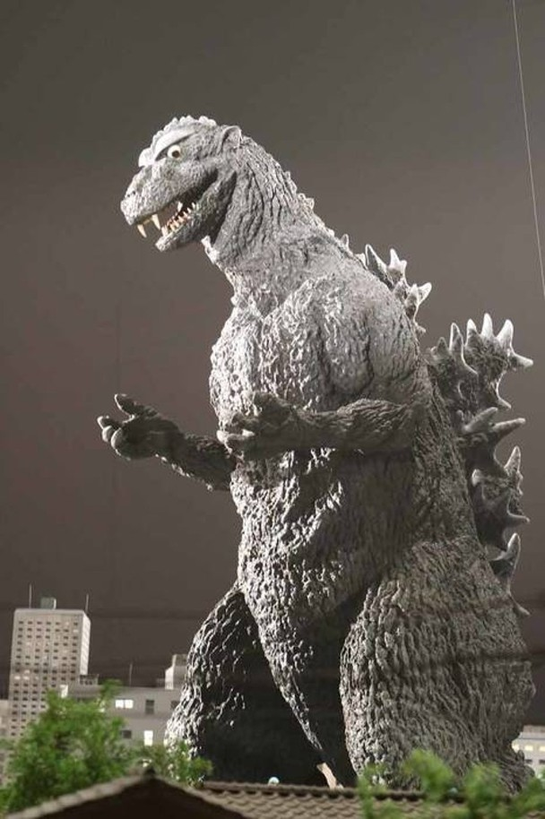 """忘记""""哥斯拉""""怎么来的?日媒称日本政府已决定将核污水排入大海"""