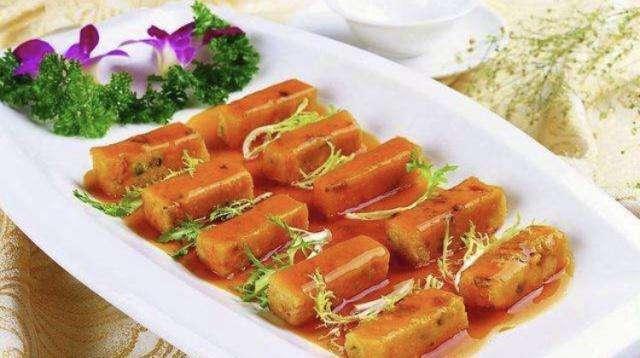 鲁菜十大经典菜品,你爱吃哪一道菜呢? 鲁菜菜谱 第1张