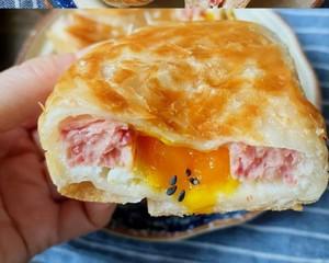 手抓饼最受欢迎的N种吃法,不用烤箱也能做 亨饪做法 第6张