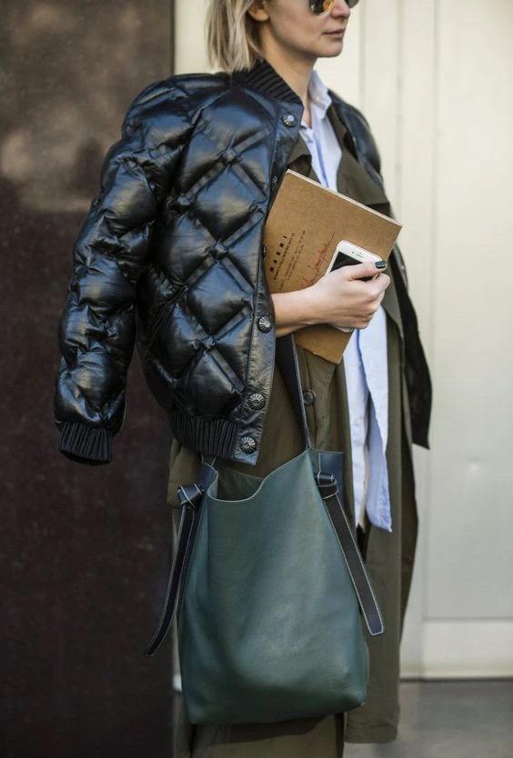 今年羽绒服变得好时髦!买这些,好看保暖又能凸显你的品味