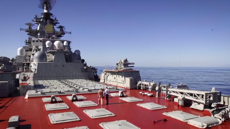 花岗岩导弹专打航母,俄罗斯彼得大帝号,世界仅存的核动力巡洋舰