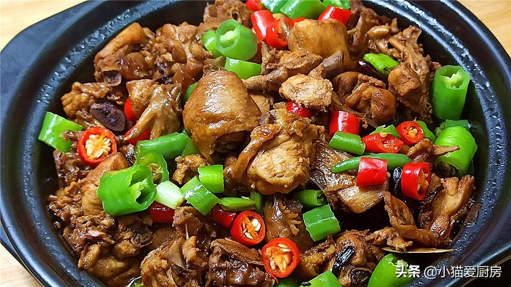 教你鸡肉这么做,不放一滴水,15分钟就端上桌,滑嫩不柴真香 美食做法 第2张
