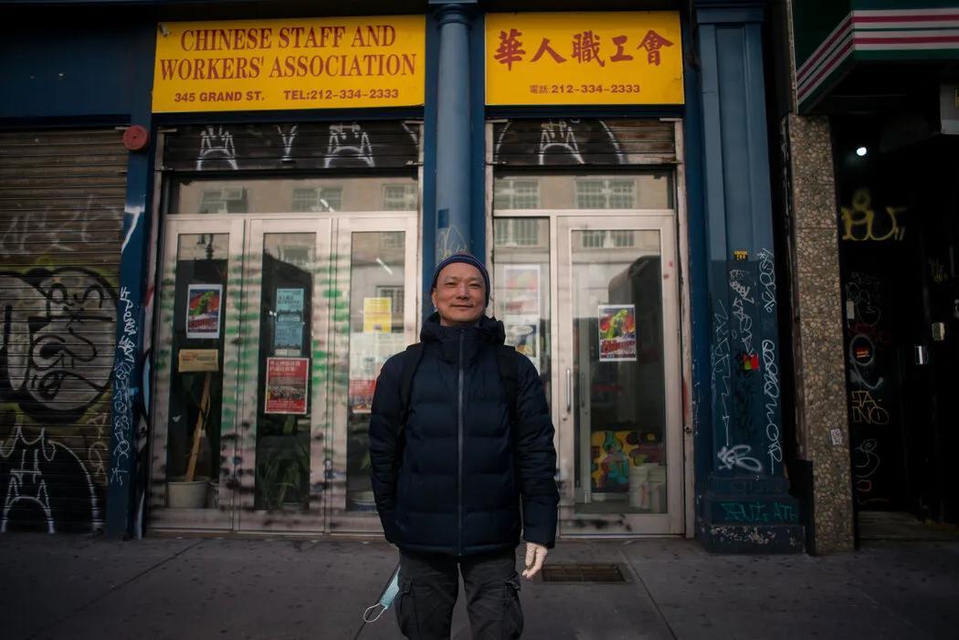 """""""一个纽约地标的终结"""":唐人街传奇金丰酒楼闭店"""