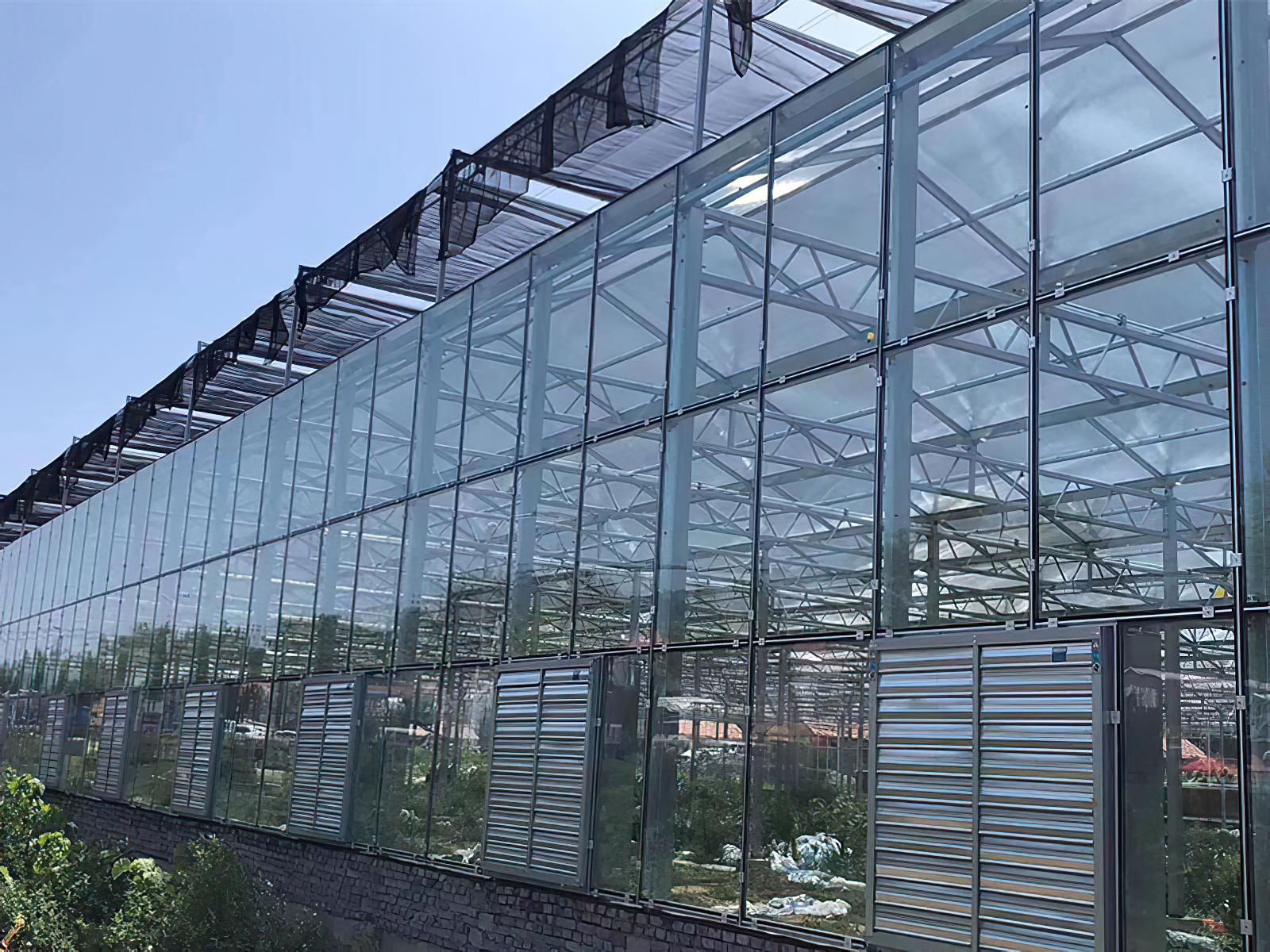 连栋温室搭载农业物联网系统,助推中国农业现代化?