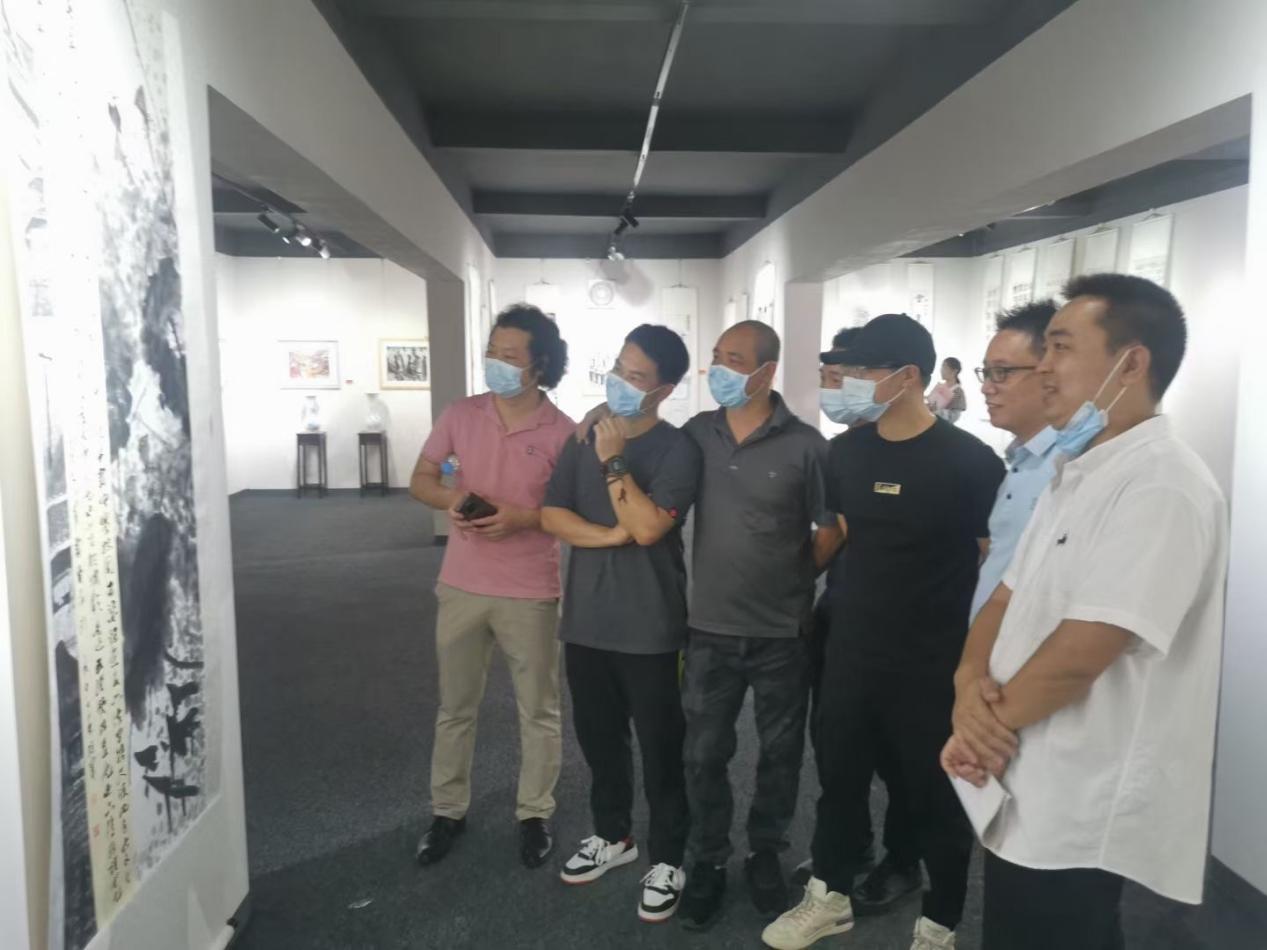 九月的歌—–中山市三乡镇优秀书画作品展在成荣美术馆开幕插图(17)