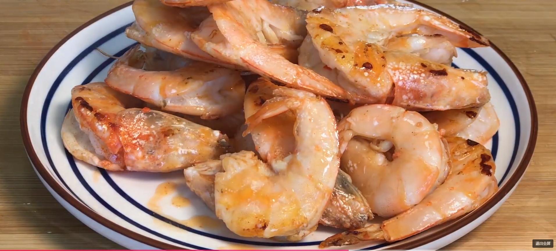 做大虾时,不要直接用水煮,教你正确做法,虾肉鲜嫩入味超好吃 美食做法 第11张