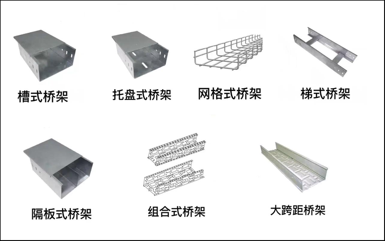 橋架是什么,有什么特點和用途?