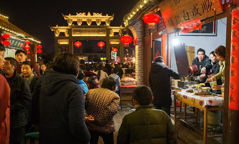 2021五一热门河南必去的古镇:不要门票,公交直达!郑州出发只需2.5小时