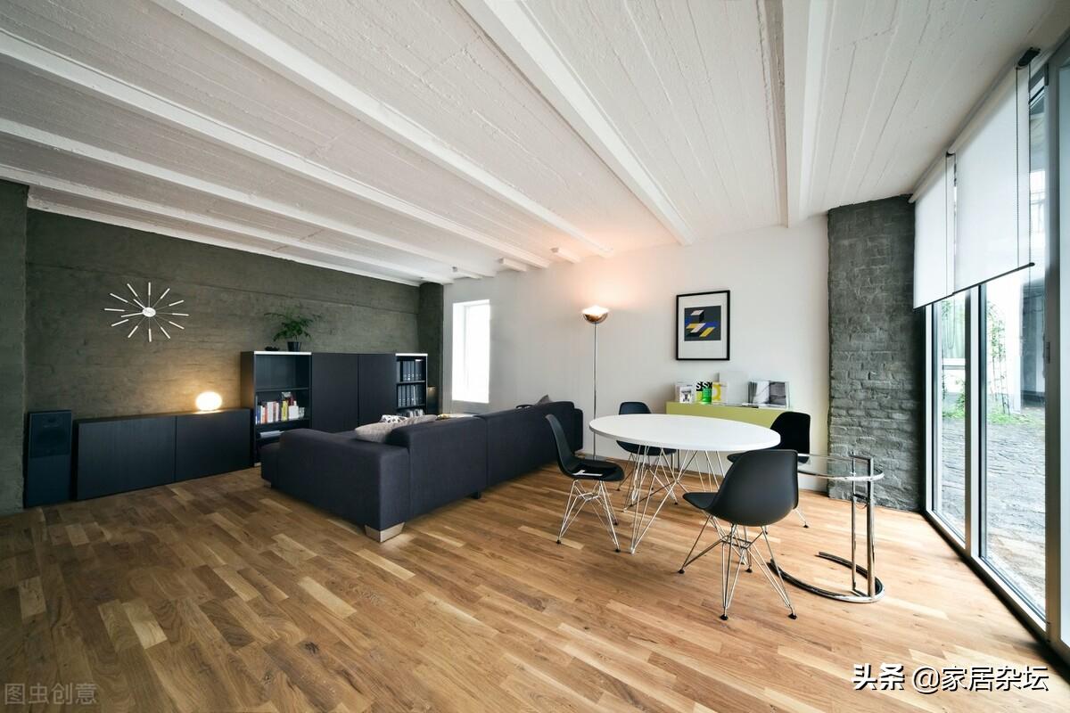 装修选择木地板,了解5种常见的地板,掌握4点实木地板的选择技巧