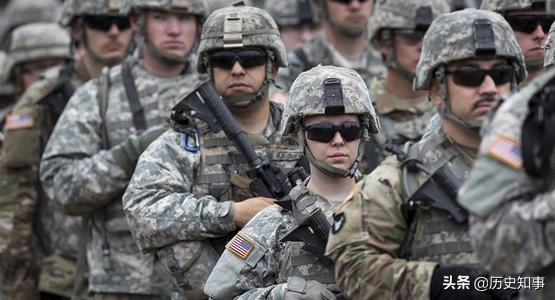 美国军事实力世界第一,为何只敢打阿富汗、伊拉克这样的小国?