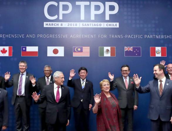 中国正式申请加入CPTPP,想要顺利通过,要经历多少关?