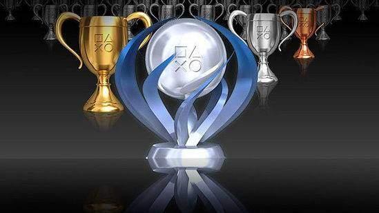 PS正式发布奖杯系统更新详情:等级扩展使用新图标