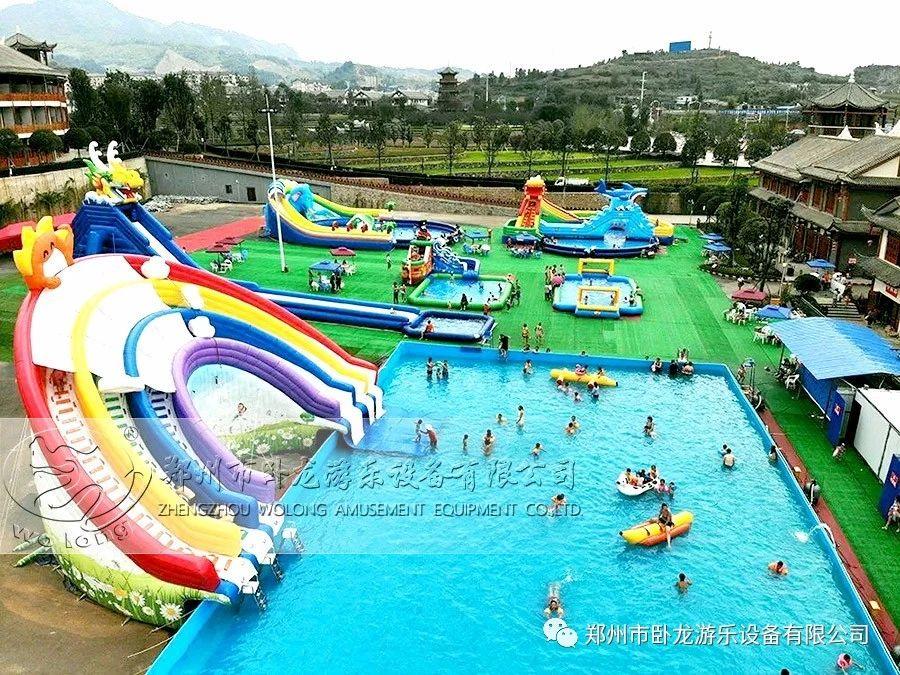 机会留给有准备的人,明年夏季经营水上乐园或将迎来热潮