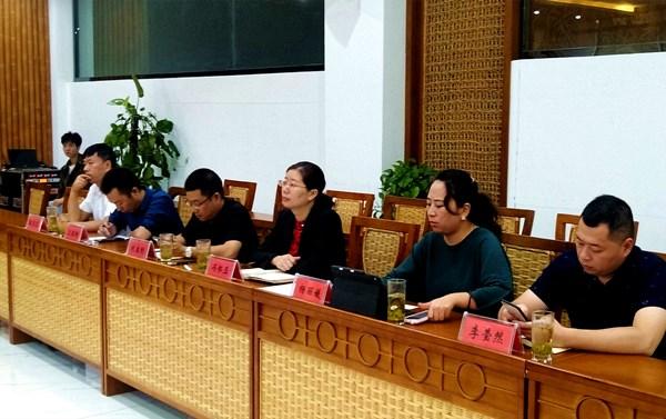 中国投资协会、西部国际高新林竹产业园项目对接会在纳溪举行
