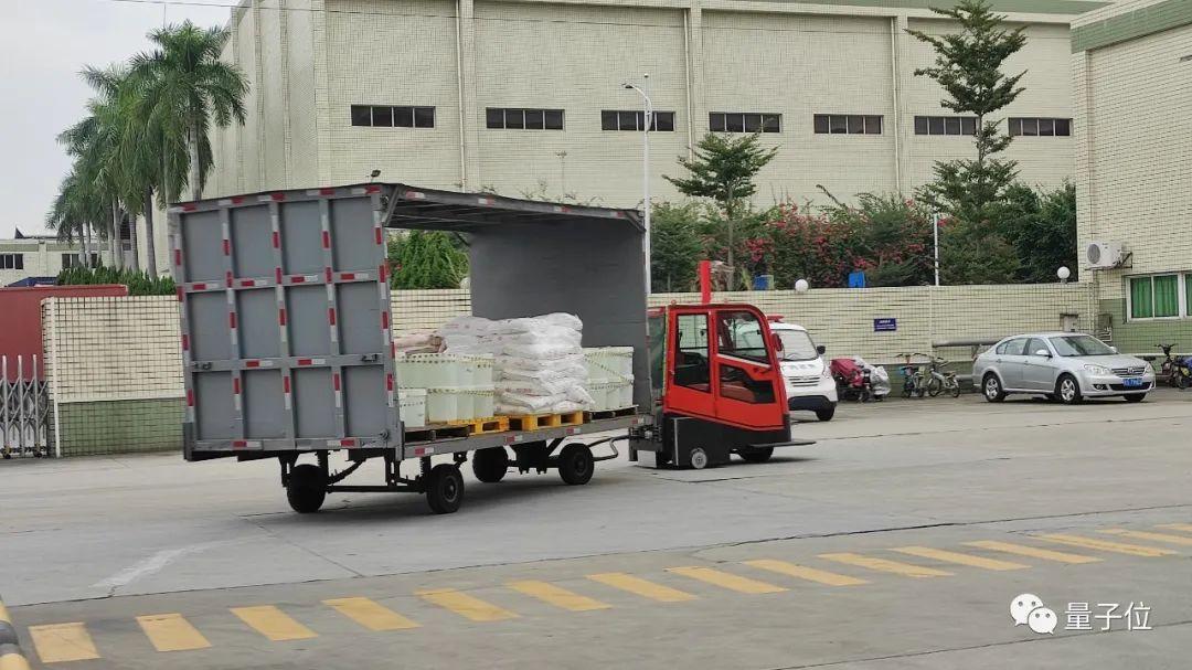25台机器人=18名搬运工,我在徐福记工厂围观旷视河图落地