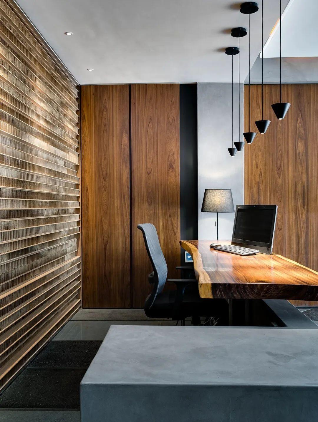 印度這間辦公室火了!用蜂窩紙板做隔離牆體,太有格調了