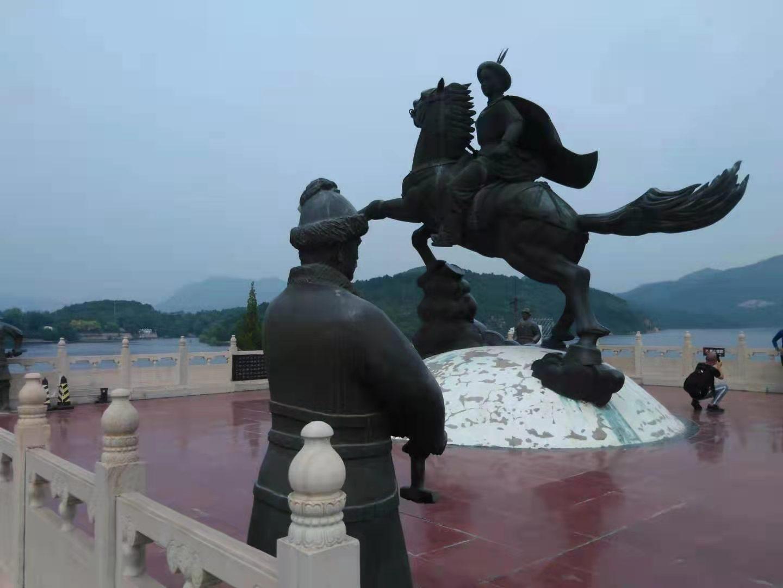 水调歌头·秋游北京平谷金海湖