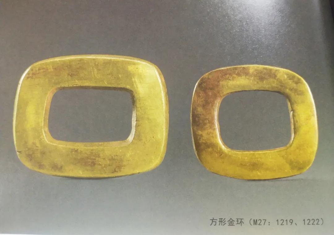 韩城这处周代遗址不同寻常,位尊权重的芮公大墓出土金器高达48件!